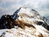 Via Normale Cima di Paina - Il Monte Cardinello dalla vetta della Cima di Paina