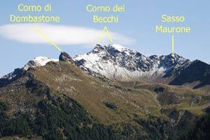 Via Normale Sasso Maurone