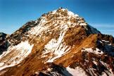 Via Normale Monte Rinalpi - La Cima di Piazzi dalla vetta del Rinalpi