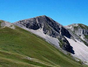 Via Normale Monte Portella - Anticima NE