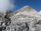 Via Normale Piz da Lech Dlacé - Verso la cima