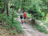 Via Normale Monte Pradella - Pizzo Salina con i suoi laghetti