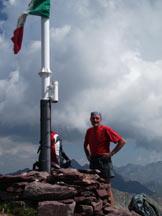 Via Normale Monte Pradella - Sentiero per Rif. Gianpace
