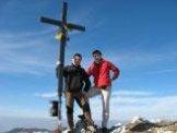 Via Normale Monte Pizzoccolo da S. Urbano - Croce di vetta