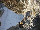 Via Normale Care Alto - Cresta SW - Passaggi su roccia