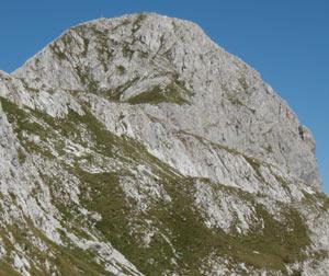 Via Normale Monte Ferrante - Cresta N