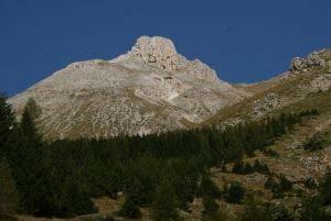 Via Normale Monte Camicia