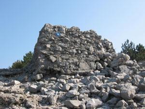 Via Normale Monte Cocusso - Kokoš