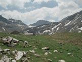 Via Normale Piz Grisch - L'Alp Mos