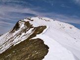 Via Normale Bärenhorn - Sulla cresta E del Bärenhorn