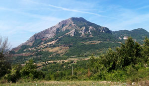 Via Normale Monte Taburno