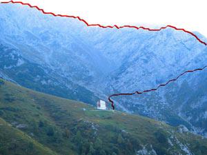 Via Normale Grigna settentrionale
