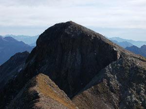 Via Normale Monte Cabianca