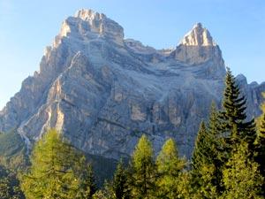Via Normale Monte Pelmo (cengia di Grohmann)