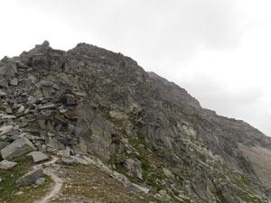 Via Normale Cima Cadini - Napfspitze