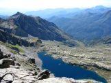 Via Normale Monte Unghiasse - Il Gran Lago di Unghiasse