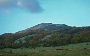 Via Normale Monte Gennaro