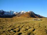 Via Normale Monte Olano - La piana pascoliva del Monte Olano
