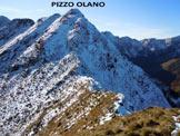 Via Normale Pizzo dei Galli - La cresta S, dalla vetta