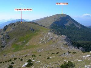 Via Normale Timpa di Valle Piana