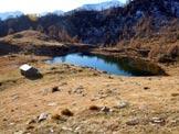 Via Normale Cima della Rosetta - versante SW - Il Lago Culino