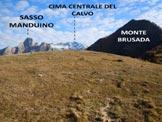 Via Normale Monte Bassetta - A pochi metri dalla cima