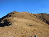 Via Normale Monte Garzirola - Cresta WSW - A circa metà cresta
