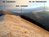 Via Normale Monte di Lenno - Panorama di vetta