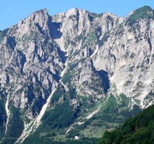 Via Normale Monte Zevola - Vajo dell´Acqua