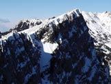 Via Normale Monte Zevola - Vajo dell´Acqua - La cima dello Zevola.