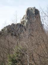 Via Normale Rocca dell�Aia - La torre