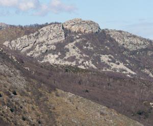 Via Normale Bric Aguzzo - Cresta Mario