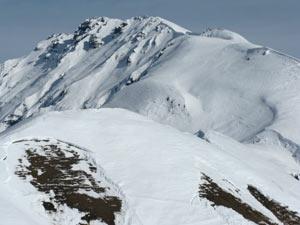 Via Normale Monte Sasna (invernale)