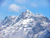 Via Normale Monte Sasna (invernale) - Per noi sua Maestà il Pizzo Coca