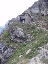 Via Normale Grande Aiguille Rousse - Il Rifugio Pian Ballotta.