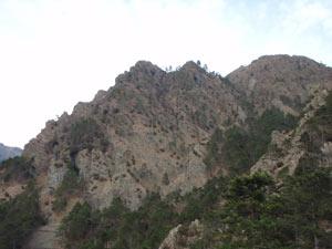 Via Normale Rocca Turchina - Cresta delle Sagage