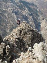 Via Normale Rocca Turchina - Cresta delle Sagage - Punta Querzola