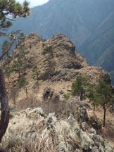 Via Normale Rocca Turchina - Cresta delle Sagage - Punta Cinè
