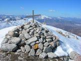 Via Normale Monte Orsello - Cima di Monte Orsello 2043 m