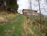 Via Normale Monte Croce di Muggio - La Capanna Vittoria