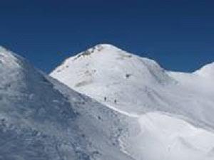 Via Normale Monte Viridio