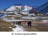Via Normale Monte Argentella - Monte Argentella da Castelluccio di Norcia