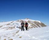 Via Normale Monte Argentella - Sulla cresta sud
