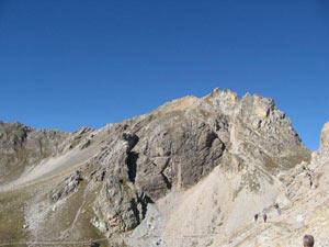 Via Normale Monte Oserot