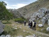 Via Normale Monte Argentella - Portella del Vao