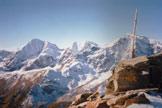 Via Normale Dossobello di Dentro - Gran Zebrù, Monte Zebrù e Ortles, dalla vetta