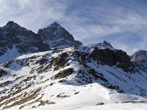 Via Normale Monte Ghincia Pastour