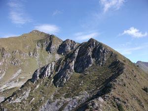 Via Normale Monte Azzarini (o Fioraro)