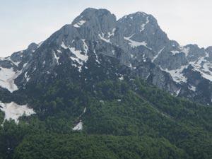 Via Normale Monte Alben/Punta della Croce-Via Clipper
