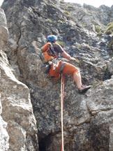 Via Normale Monte Alben/Punta della Croce-Via Clipper - Il quarto
